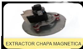 extractor de humos de chapa magnetica