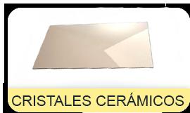 cristal ceramico estufas de pellet