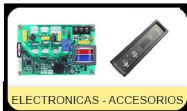 ELECTRONICAS Y ACCESORIOS ESTUFA PELLET