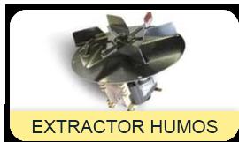extractor estufa de pellet