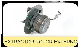 extractor de humos rotor externo