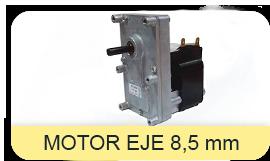 motor estufa pellet 8,5mm
